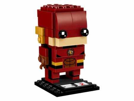 Конструктор LEGO BrickHeadz 41598 Флэш