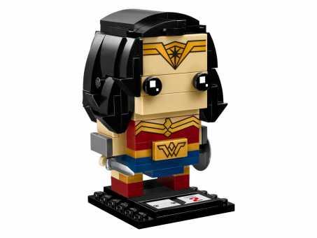 Конструктор LEGO BrickHeadz 41599 Чудо-женщина