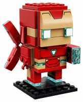 Конструктор LEGO BrickHeadz 41604 Железный человек MK50