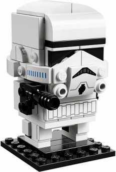Конструктор LEGO BrickHeadz 41620 Штурмовик