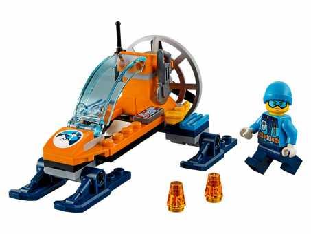 Конструктор LEGO City 60190 Аэросани