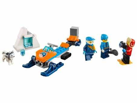 Конструктор LEGO City 60191 Полярные исследователи