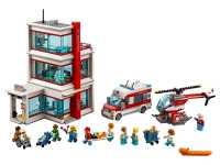 Конструктор LEGO City 60204 Городская больница