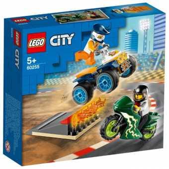 Конструктор LEGO City 60255 Команда каскадёров