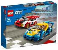 Конструктор LEGO City 60256 Гоночные автомобили