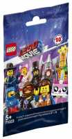 Конструктор LEGO Collectable Minifigures 71023 The LEGO Movie 2: Коллекция минифигурок