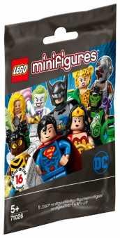 Конструктор LEGO Collectable Minifigures 71026 DC Super Heroes Series