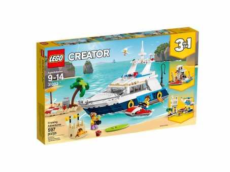Конструктор LEGO Creator 31083 Морские приключения