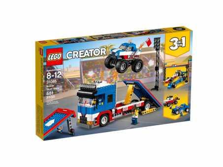 Конструктор LEGO Creator 31085 Мобильное шоу