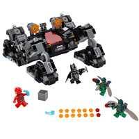 Конструктор LEGO DC Super Heroes 76086 Сражение в туннеле