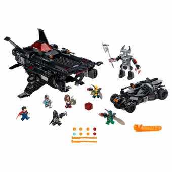 Конструктор LEGO DC Super Heroes 76087 Нападение с воздуха