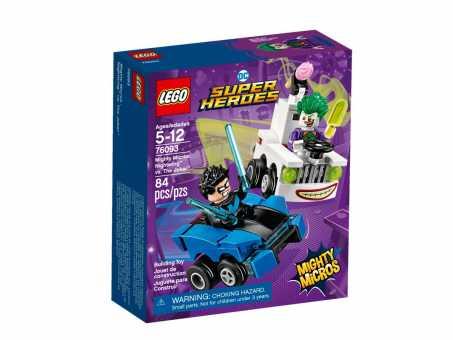 Конструктор LEGO DC Super Heroes 76093 Найтвинг против Джокера