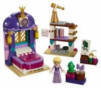Конструктор LEGO Disney Princess 41156 Спальня Рапунцель в замке