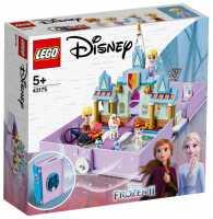 Конструктор LEGO Disney Princess 43175 Книга сказочных приключений Анны и Эльзы