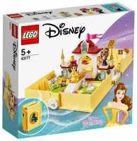 Конструктор LEGO Disney Princess 43177 Книга сказочных приключений Белль