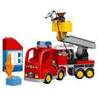 Конструктор LEGO Duplo 10592 Пожарная машина