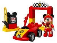 Конструктор LEGO Duplo 10843 Гоночная машина Микки