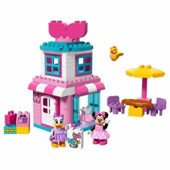 Конструктор LEGO Duplo 10844 Магазинчик Минни Маус