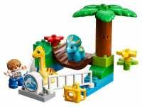 Конструктор LEGO Duplo 10879 Парк динозавров