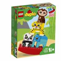 Конструктор LEGO Duplo 10884 Мои первые цирковые животные