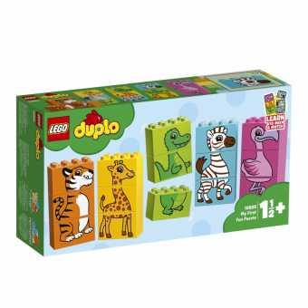 Конструктор LEGO Duplo 10885 Мой первый паззл