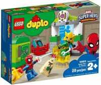 Конструктор LEGO Duplo 10893 Супер Герои: Человек-паук против Электро