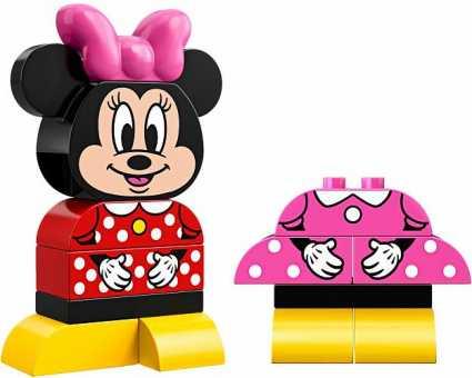 Конструктор Lego DUPLO 10897 Дисней™ Моя первая Минни