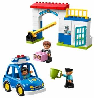Конструктор LEGO Duplo 10902 Полицейский участок