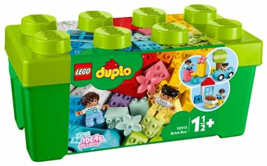 Конструктор LEGO Duplo 10913 Коробка с кубиками