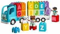Конструктор LEGO Duplo 10915 Грузовик Алфавит