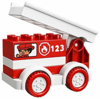 Конструктор LEGO Duplo 10917 Пожарная машина