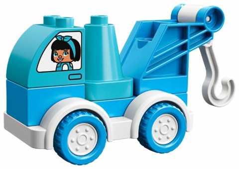 Конструктор LEGO Duplo 10918 Буксировщик