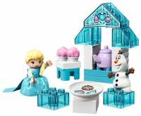 Конструктор LEGO Duplo 10920 Чаепитие у Эльзы и Олафа