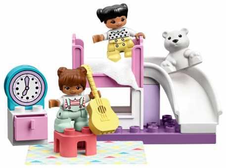 Конструктор LEGO Duplo 10926 Спальня