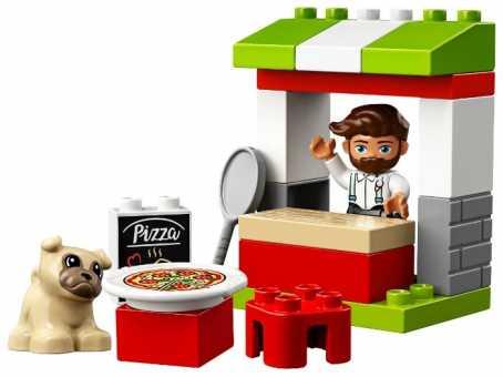 Конструктор LEGO Duplo 10927 Киоск-пиццерия