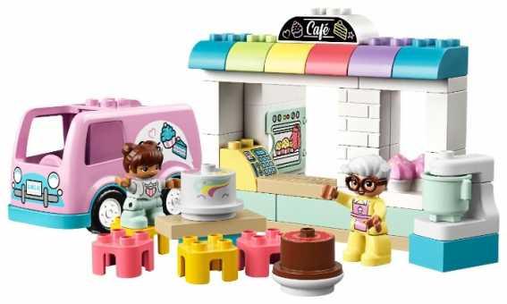 Конструктор LEGO Duplo 10928 Пекарня