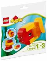 Конструктор LEGO Duplo 30323 Моя первая рыбка