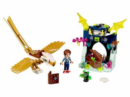 Конструктор LEGO Elves 41190 Побег Эмили на орле