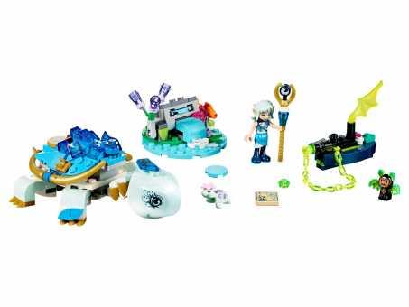 Конструктор LEGO Elves 41191 Засада Наиды и Водяной черепахи