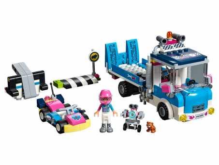 Конструктор LEGO Friends 41348 Грузовик техобслуживания