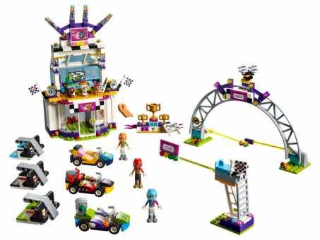 Конструктор LEGO Friends 41352 Большая гонка