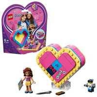 Конструктор LEGO Friends 41357 Шкатулка-сердечко Оливии