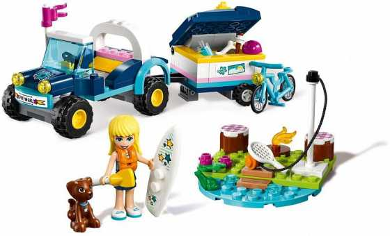 Конструктор LEGO Friends 41364 Багги с прицепом Стефани