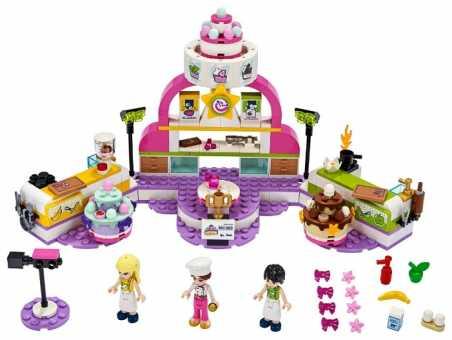 Конструктор LEGO Friends 41393 Соревнование кондитеров