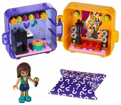 Конструктор LEGO Friends 41400 Игровая шкатулка Андреа