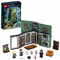 Конструктор LEGO Harry Potter 76383 Учёба в Хогвартсе: Урок зельеварения