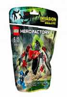 Конструктор LEGO Hero Factory 44024 Чудовище-Горнопроходчик против Суржа
