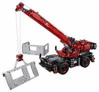 Конструктор Lego LEGO Technic 42082 Подъёмный кран для пересечённой местности