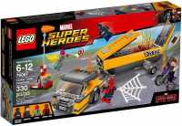 Конструктор LEGO Marvel Super Heroes 76067 Захват автоцистерны