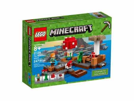 Конструктор LEGO Minecraft 21139 Бой в Подземелье
